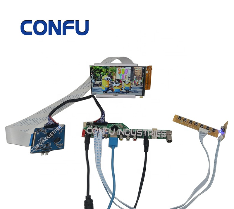 Confu Hdmi Lvds To Mipi Dsi Driver Board For 1080p Hd Adaptive Rotation  Scale Android Tv Box Projector Ps4 Camera China Demo - Buy Hdmi To Mipi Dsi