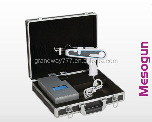 Professional Mesotherapy / Meso Gun Derm Gun for Eyes and Face Skin Treatment