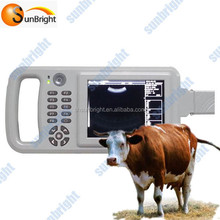 Portable/handheld ultrasound/cheapest ultrasound for vet and human--usg machine