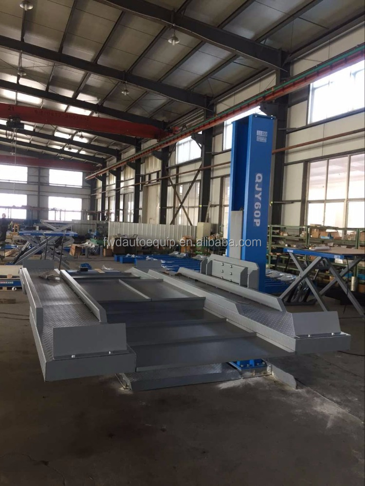 Hot sale cheap single post car lift used 2700KG