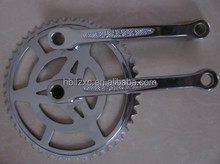 bicycle crank with plastic cover Cheap price Fixie Bike Bicycle Crank