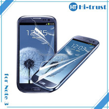 Hot! Front and Back Full Body Protective Film Guard cheapest high definition Screen Protector for Samsung note3