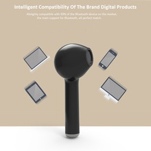 High Quality Mini i7 Wireless Headset Wireless Earphones Bluetooth 4.1 Stereo Sourround Single Ear