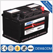 alibaba best supplier!used car and truck battery for sale