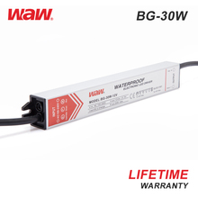 WODE Top Brand 30W 24V 1.25A Waterproof Dc Led Driver Power Supply