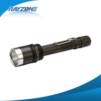 The best choice factory directly aluminium alloy led magnetic telescopic flashlight with pickup