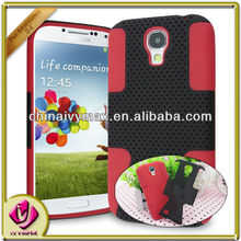 for samsung galaxy s4 2 in 1 armor defender hybrid combo case