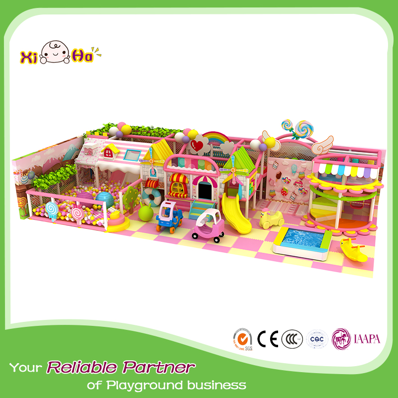 New Generators Funny Indoor Playground Pirate Kids Indoor Playground Equipment