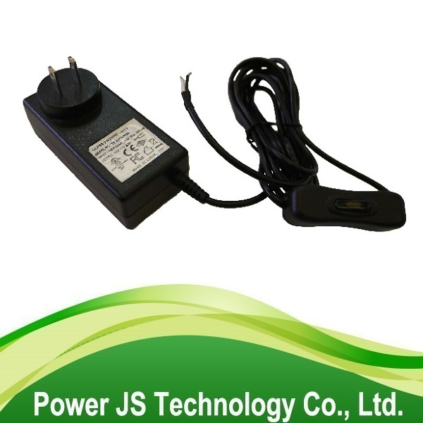 ac dc wall plug ul listed switching power supply 12v 3a