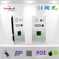 wireless home alarm video door phone