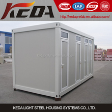 modern design prefab modular container house for hot sale