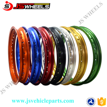 "Motocross Supermoto 16"" 17"" 18"" 19"" 21"" 36 HOLES Spoked Motorcycle Alloy Wheel Rims"