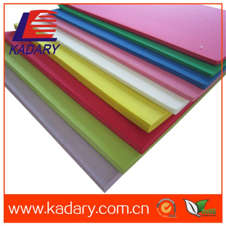 colorful foam insulation sheet