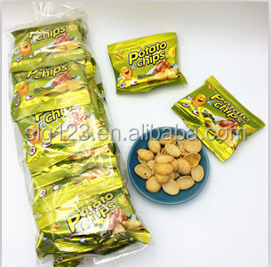 9g Wholesale delicious small potato chip snack food