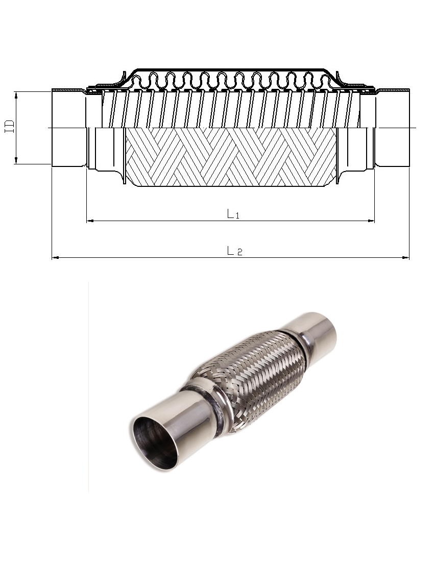 auto car exhaust spark arrestor