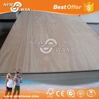 3mm Smoked/Red/White Oak Veneer Decorative Plywood