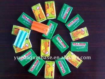 Food Grade Gum Base ( Bazooka Bubble Gum Base )