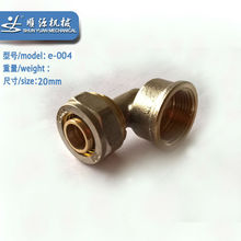 hgih quality press fittings copper for cold water pex brass fittings