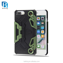 Newest For iPhone 7 7+ Foldable Stand Case For Gaming