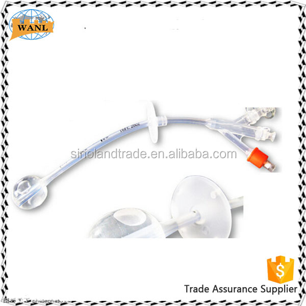 Gastrostomy feeding PEG tube
