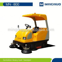 CE cetificated factory supply good quality snow cleaning machine