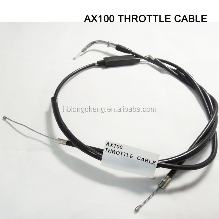 Manufacture Motorcycle Control Cable AX100 Clutch Cable