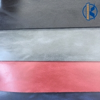 printed pu leathers material for bags