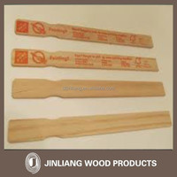 Hot sale wooden stirrers for paint