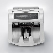 EC700 Hot!!! Professional UV Lamp Front feeding Universal Money Counter