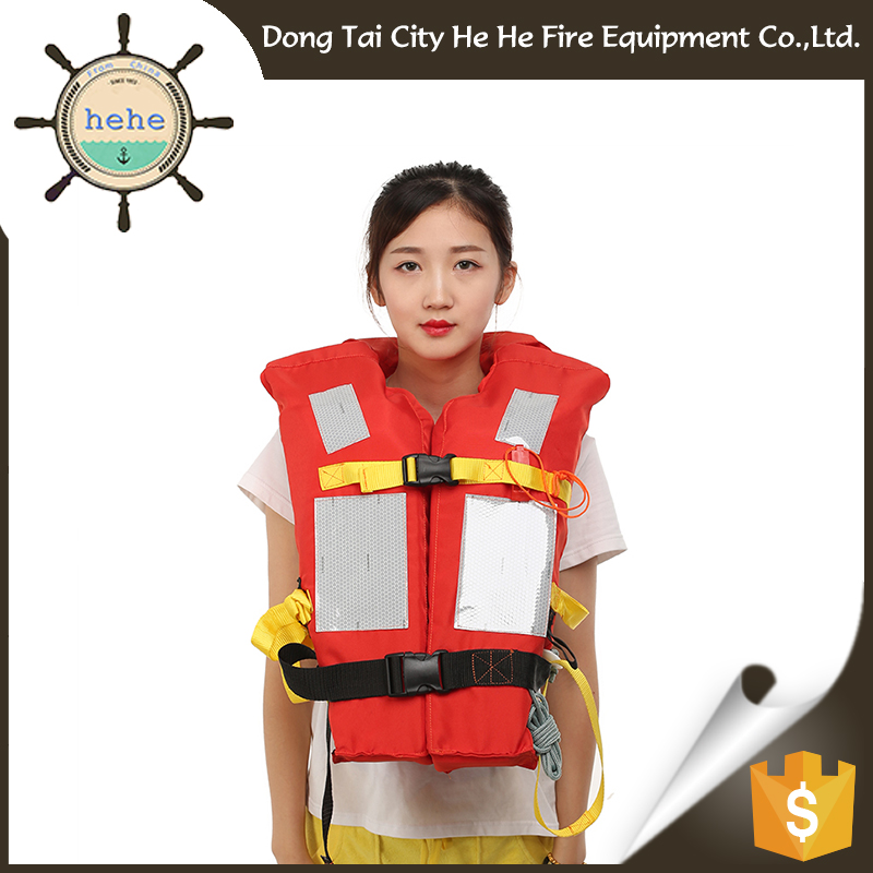Marine CE Approved Marine Life Jacket Fishing Vest