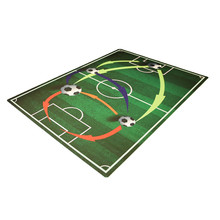 Foldable baby play mat, anti-slip rubber learning & study gaming mats