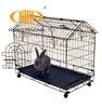 Factory direct sale foldable welded wire mesh rabbit cage