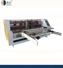 Automatic Lead Edge Corrugated Paperboard Thin Blade/Paper Slitting Scoring Machine/Automatic Packing Machine