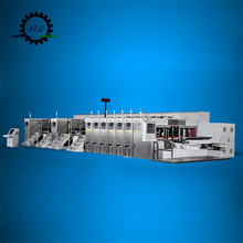 Corrugated box printing machine/ flexo printer/ slotter/ rotary die cutter machine