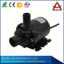 trade assurance 6v/12v mini high pressure electric water pump drawing