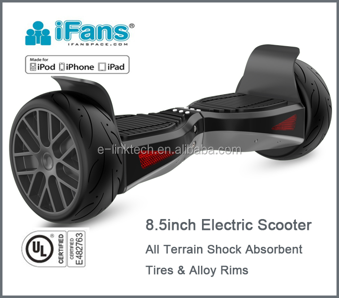 All-Terrain purpose 8.5inch private self balancing Electric Scooter UL2272 certified smart balance Hoverboard