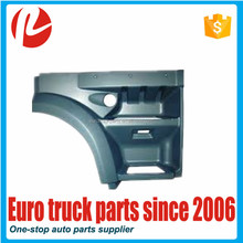 European truck auto body spare parts oem 1291173 1656912 plastic fender RH for DAF XF95V1/V2 foot step