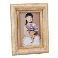 wholesale handicraft household photo frame wood picture