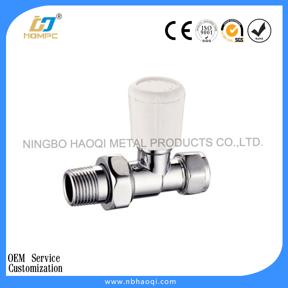 22mm Italy cast iron radiator valve for floor heating