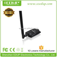 Best quality high power 150M alfa 802.11g free driver outdoor wireless usb adapter EP-MS8518