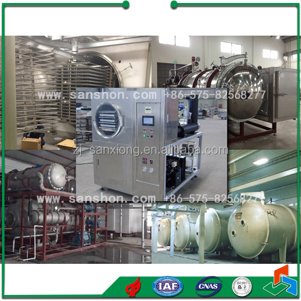 Sanshon FDG-50 Fruit and Vegetable Freeze Drying Lyophilizer Price