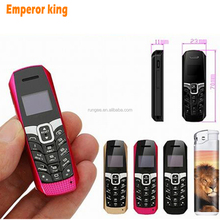 LONG-CZ T3 FM magic voice small thin mini mobile phone bluetooth 3.0 dialer Phonebook/SMS/music sync cell phone
