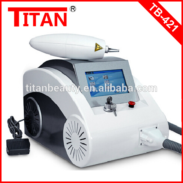Korea Beauty Tools !!!! Medical devices Q-Switch Laser Tattoo Removal with spots good