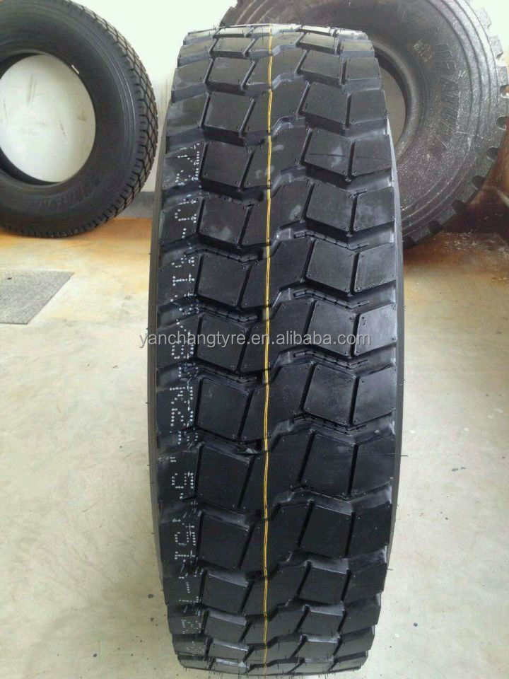 High performance good wear resistance Truck Tyre tires 12.00R24 for Afghanistan Duraturn Brand