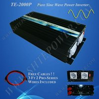Best price Inverter pure sine wave 2000w Inverter for 2kw off grid solar system