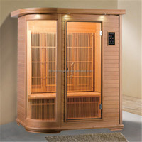 3 Persons Healthcare Far Infrared Sauna Room