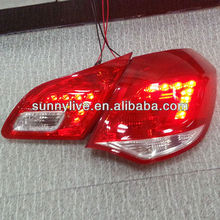 GM Buick For Excelle XT Opel Astra LED Tail Lamp LED Rear Lights For 2010-2013 year