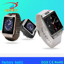 2017 Hot sell Bluetooth Smart Watch DZ09, Wrist Watch Phone DZ09 for Android phone