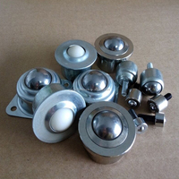 caster and wheel caster bearing,roller wheel ball transfer,trolley cart sliding ball bearing transfer unit