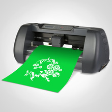 "2017 New 14"" Vinyl Cutter Cutting Plotter Machine Artcut Software SK-375 paper cutting machine"
